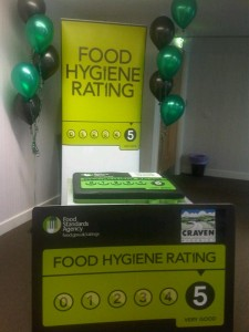Food Hygiene Rating Scheme launch