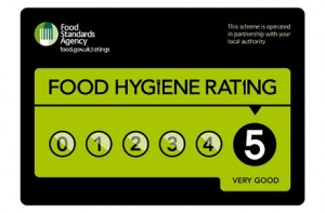 Food Hygiene Rating Scheme Logo