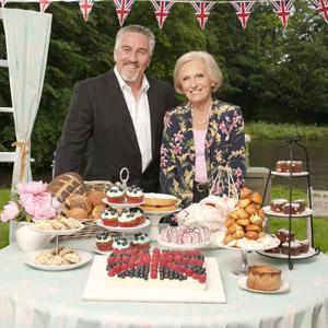 British Bake off