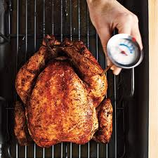 Cook chicken at 70 degrees