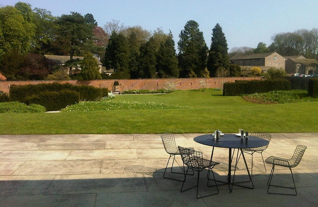 Broughton Hall Utopia in Summer