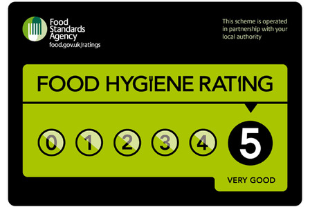 Is Your Food Hygiene Rating Up To Scratch Scoresonthedoors