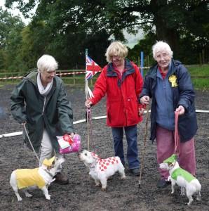 Charity Dog Show Winners