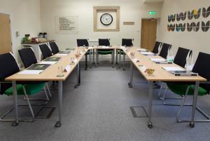 Verner Wheelock Training Room
