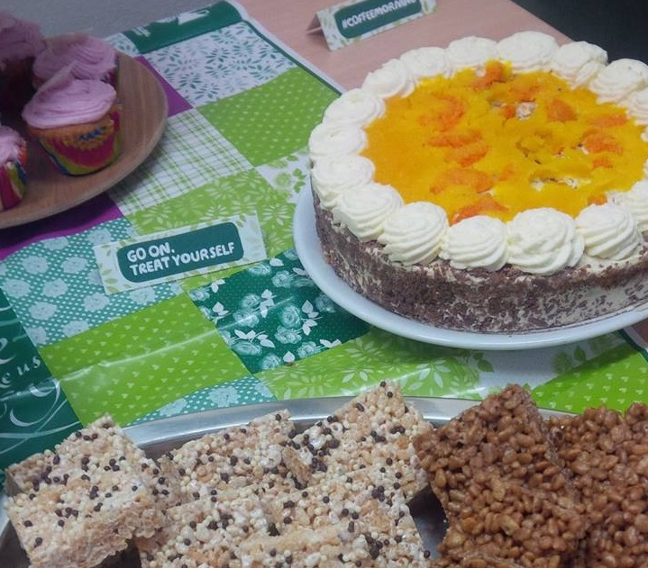 Let them eat cake! – food safety for charity cake