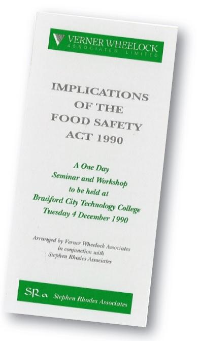 1990 leaflet