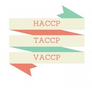 HACCP TACCP VACCP