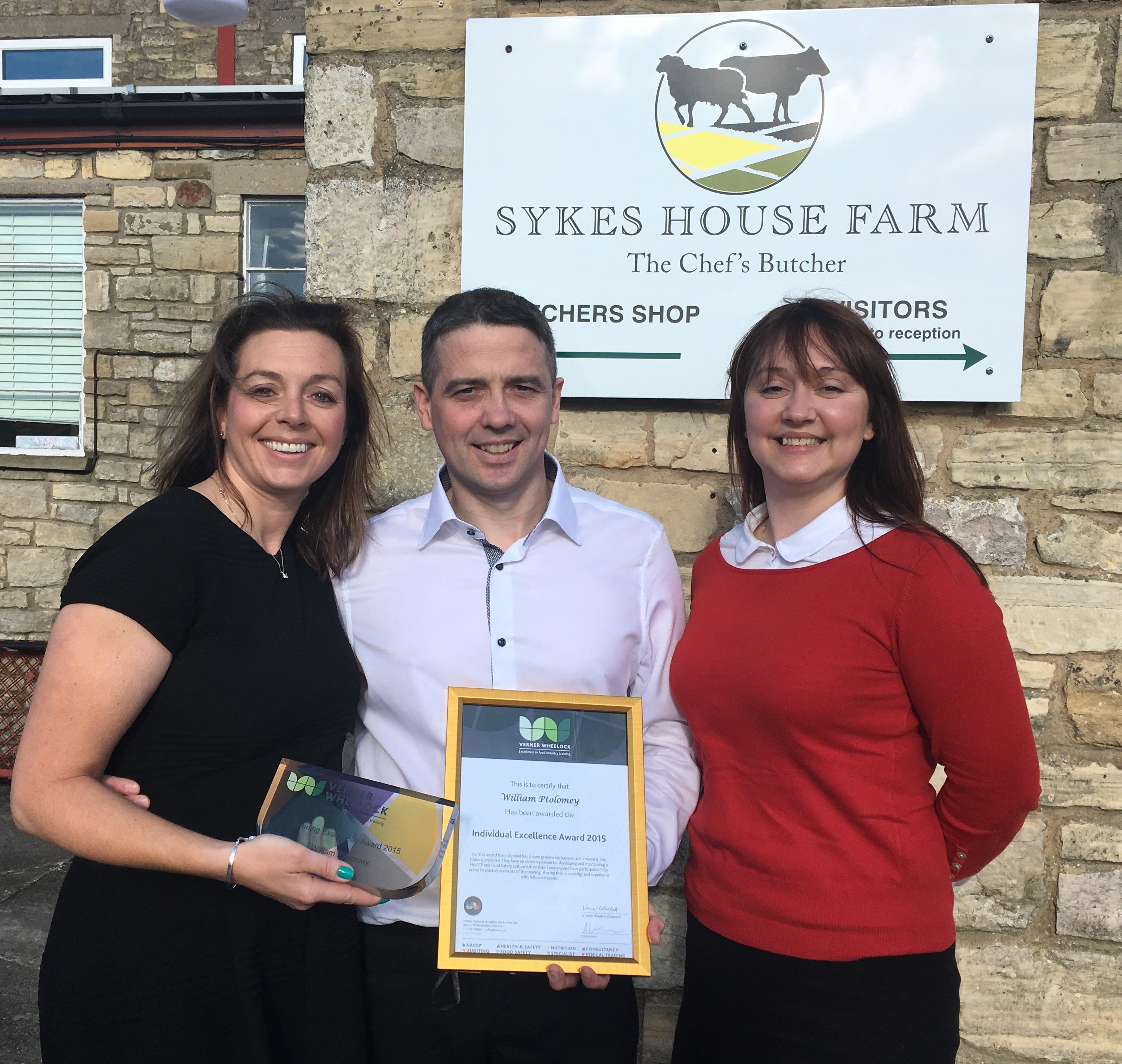 Sykes House crop