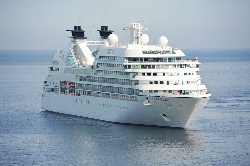 cruise ships have been linked with Norovirus