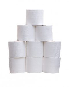 toilet rolls for diarrhoea