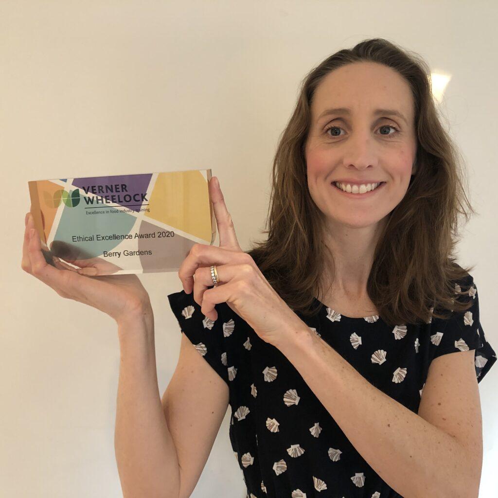 Lizzy Nuttall VWA Award Winner